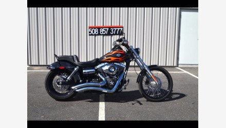 2010 Harley-Davidson Dyna for sale 201047148