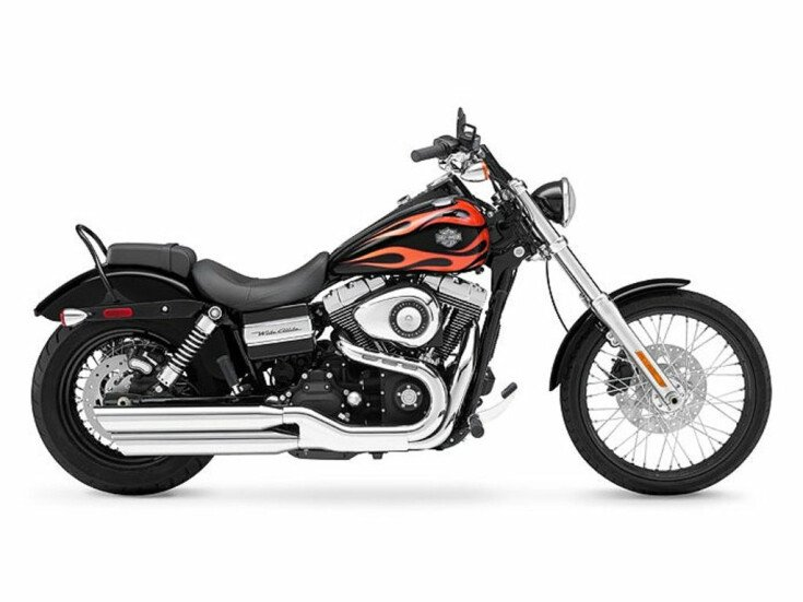 2010 Harley-Davidson Dyna for sale 201056010