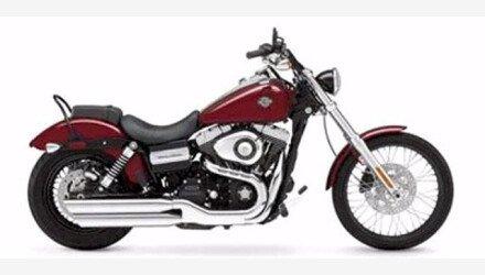 2010 Harley-Davidson Dyna for sale 201071254