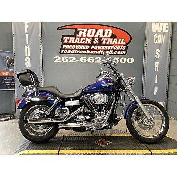 2010 Harley-Davidson Dyna for sale 201122035