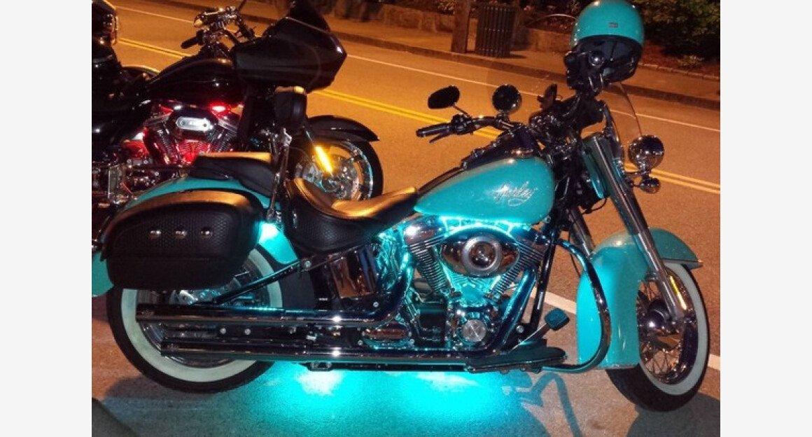 2010 Harley-Davidson Softail for sale 200660530