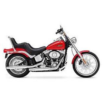 2010 Harley-Davidson Softail for sale 200703250