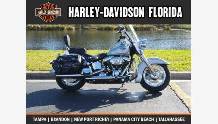 2010 Harley-Davidson Softail Heritage Classic for sale 200705791