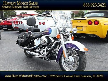 2010 Harley-Davidson Softail Heritage Classic for sale 200783338