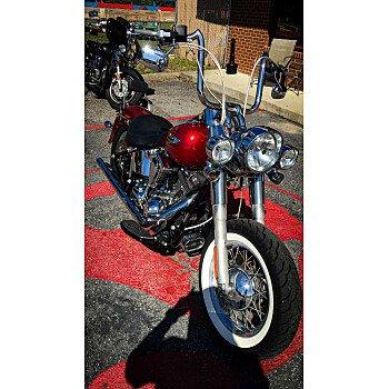 2010 Harley-Davidson Softail for sale 200975124