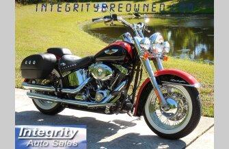 2010 Harley-Davidson Softail for sale 201087639