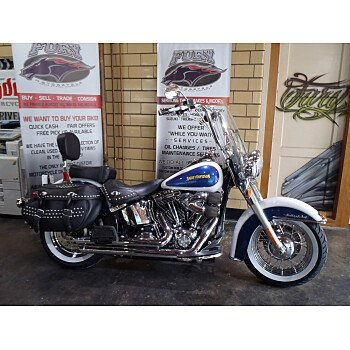 2010 Harley-Davidson Softail Heritage Classic for sale 201115368