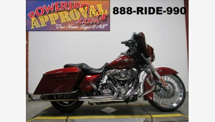 2010 Harley-Davidson Touring for sale 200640607