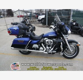 2010 Harley-Davidson Touring for sale 200712191