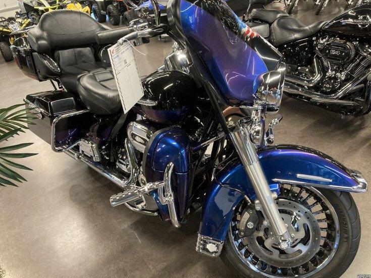 2010 Harley-Davidson Touring for sale 201116269