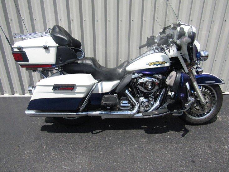 2010 Harley-Davidson Touring for sale 201117312