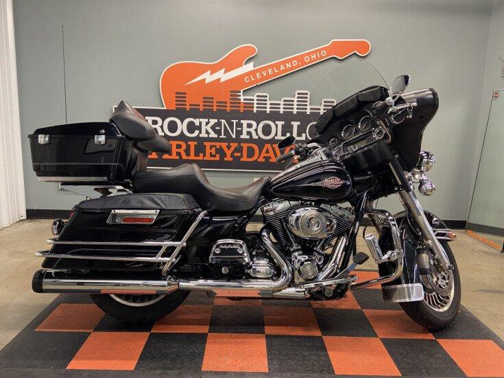 2010 Harley-Davidson Touring for sale 201168567