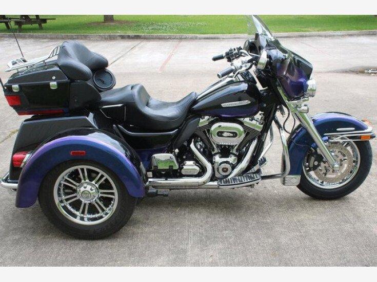 2010 Harley-Davidson Trike for sale near Angleton, Texas