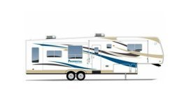 2010 Holiday Rambler Presidential 36RET specifications