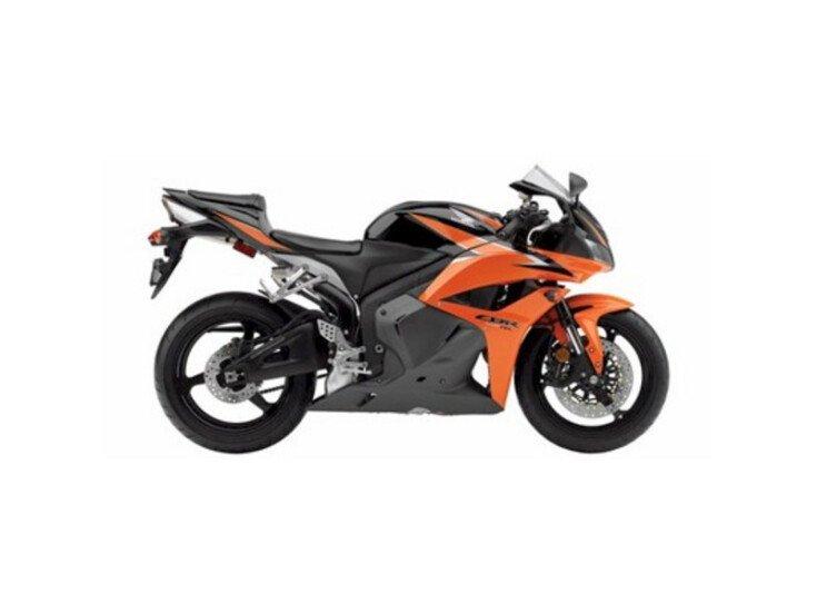 2010 Honda CBR600RR 600RR specifications