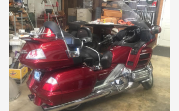2010 Honda Gold Wing for sale 200509429