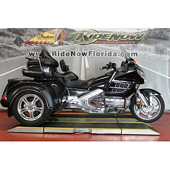 2010 Honda Gold Wing for sale 200708416