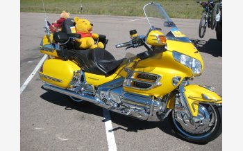 2010 Honda Gold Wing Interstate for sale 200838968