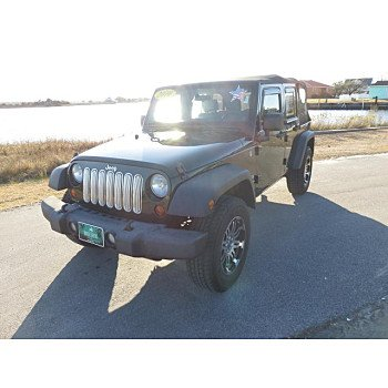 2010 Jeep Wrangler 4WD Unlimited Sport for sale 101084524