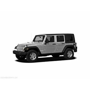 2010 Jeep Wrangler 4WD Unlimited Sahara for sale 101096237