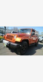 2010 Jeep Wrangler 4WD Unlimited Sahara for sale 100981895