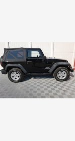 2010 Jeep Wrangler 4WD Sport for sale 101042490