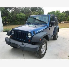 2010 Jeep Wrangler 4WD Rubicon for sale 101094379