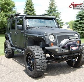 2010 Jeep Wrangler 4WD Unlimited Rubicon for sale 101179895