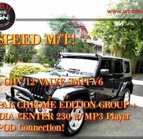 2010 Jeep Wrangler 4WD Unlimited Sahara for sale 101182434
