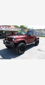 2010 Jeep Wrangler 4WD Unlimited Sahara for sale 101184461