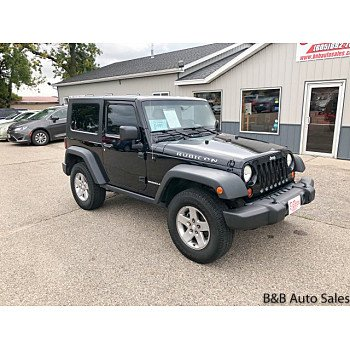 2010 Jeep Wrangler 4WD Rubicon for sale 101192188
