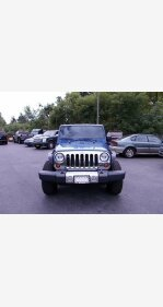 2010 Jeep Wrangler 4WD Unlimited Sahara for sale 101195199