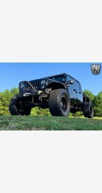 2010 Jeep Wrangler 4WD Unlimited Sport for sale 101206520