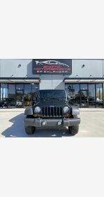 2010 Jeep Wrangler 4WD Unlimited Rubicon for sale 101224157