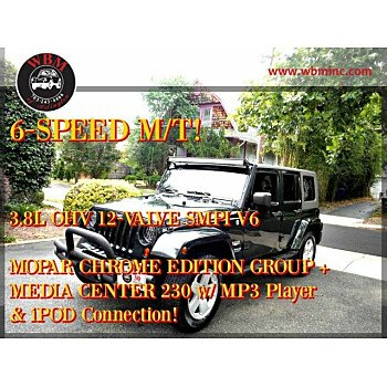 2010 Jeep Wrangler 4WD Unlimited Sahara for sale 101235615