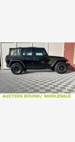 2010 Jeep Wrangler 4WD Unlimited Sport for sale 101235644