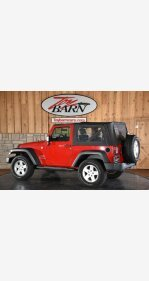 2010 Jeep Wrangler 4WD Sport for sale 101237996