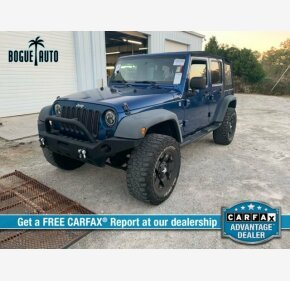 2010 Jeep Wrangler 4WD Unlimited Sport for sale 101262522