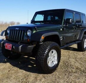 2010 Jeep Wrangler 4WD Unlimited Sport for sale 101288892