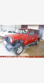 2010 Jeep Wrangler 4WD Unlimited Sahara for sale 101326322