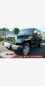 2010 Jeep Wrangler 4WD Unlimited Sahara for sale 101330363