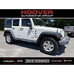 2010 Jeep Wrangler 4WD Unlimited Sport for sale 101330726