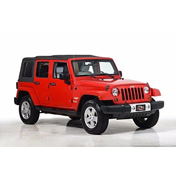 2010 Jeep Wrangler for sale 101339481