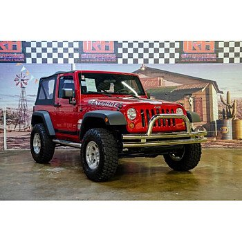 2010 Jeep Wrangler for sale 101340766
