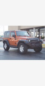 2010 Jeep Wrangler for sale 101342279