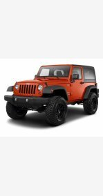 2010 Jeep Wrangler for sale 101347509