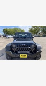 2010 Jeep Wrangler for sale 101377104