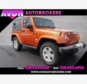 2010 Jeep Wrangler for sale 101378633