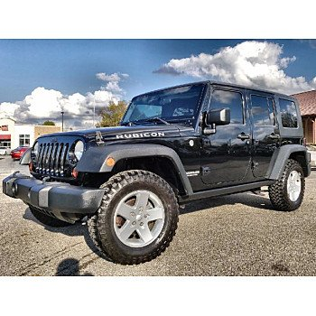 2010 Jeep Wrangler for sale 101396687