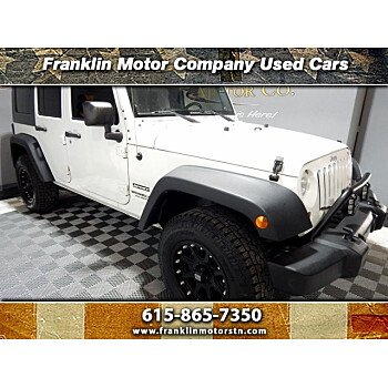 2010 Jeep Wrangler for sale 101439562